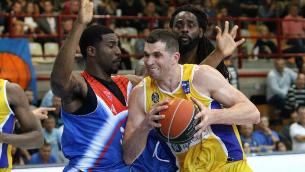 Λαύριο vs Πανιώνιος για την 4η αγωνιστική της Basket league 90-60