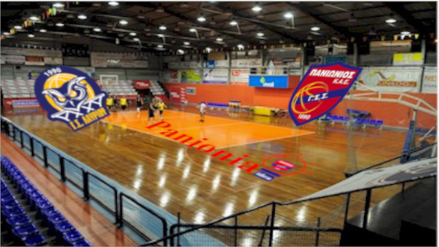 Live Basket League: Λαύριο vs Πανιώνιος