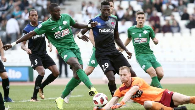 Παναθηναϊκός – Πανιώνιος 1-0 για την 7η αγωνιστική της Super League Σουρωτή