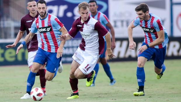 Πανιώνιος – ΑΕΛ 2-0 Κύπελλο Ελλάδος 1η αγωνιστική Ομίλων (Vid)