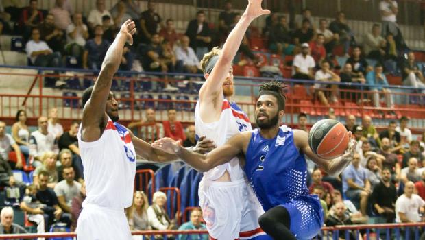 Πανιώνιος – Κύμη 89-93 Basket League 1η αγωνιστική