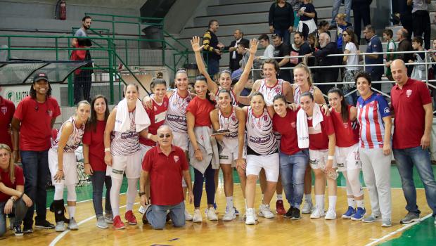 Με το δεξί οι γυναίκες… νίκησαν τον ΠΑΟΚ 49-45 (Pics)