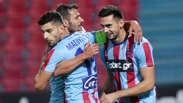 Άνετη νίκη του Ιστορικού επί του Παναιτωλικού με 3-0