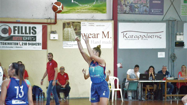 Νικηφόρα πέρασαν από το Σπόρτιγκ οι γυναίκες στο μπάσκετ