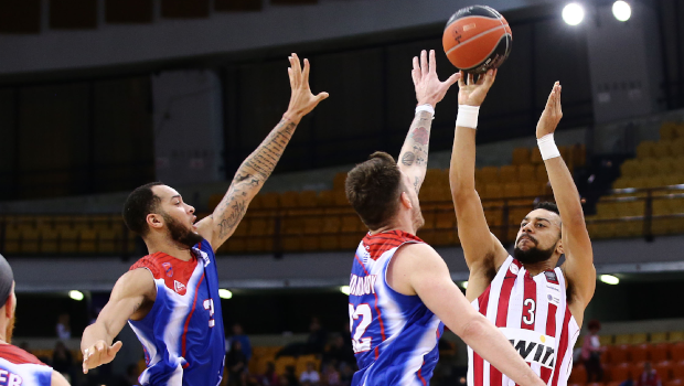 Basket League Ολυμπιακός – Πανιώνιος 98-72