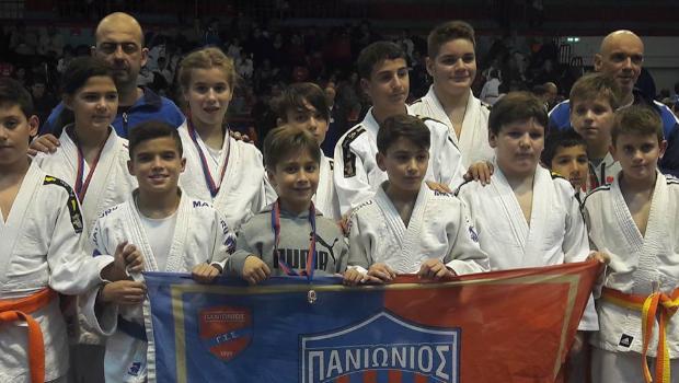 Με επιτυχία ολοκληρώθηκε το 5ο Panionios Cup διεθνές τουρνουά Τζούντο (Pics)