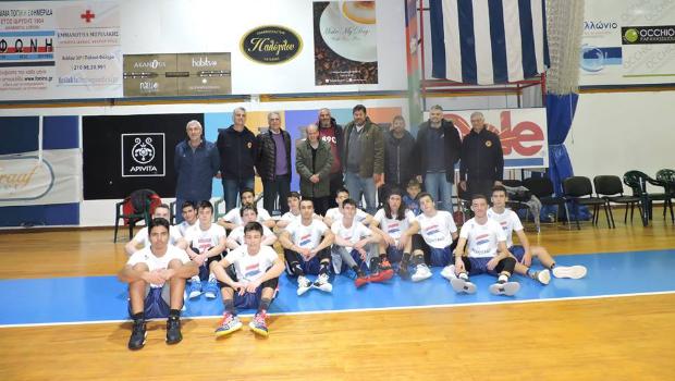 1ο τουρνουά των Ακαδημιών μπάσκετ του Πανιώνιου «Μάκης Δενδρινός» (Pics)