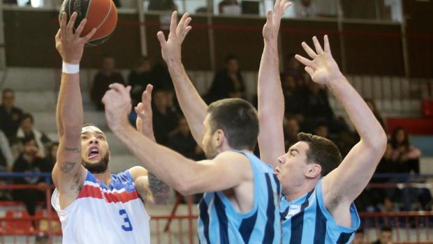 Ο Ντέβιον Μπέρι MVP της 8ης αγωνιστικής της Basket League