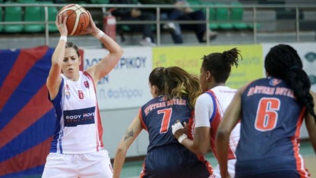 Απρόσμενη ήττα του γυναικείου μπάσκετ του Πανιώνιου από τα Καλύβια με 58-65