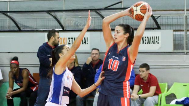 Α1 Μπάσκετ Γυναικών: Επιστροφή στις νίκες για τον Πανιώνιο