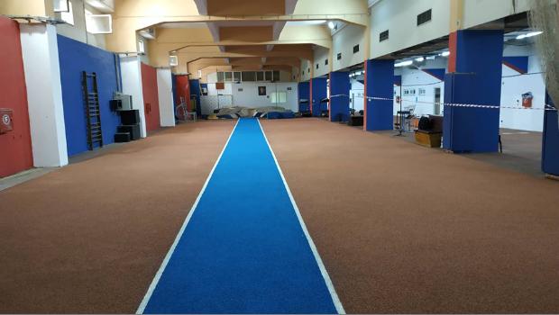 Ολοκληρώθηκαν οι εργασίες ανακαίνισης του κλειστού Γυμναστηρίου «Ηλίας Μισαηλίδης»