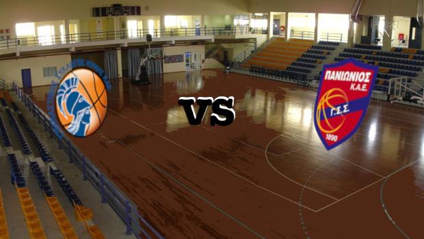 Live Basket League: Κύμη vs Πανιώνιος