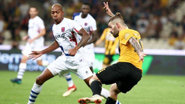 Super League: Πανιώνιος vs ΑΕΚ σε αριθμούς