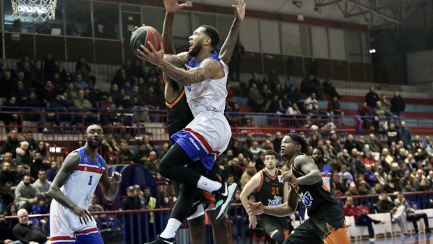 Basket League: Πανιώνιος vs Προμηθέας 60-74