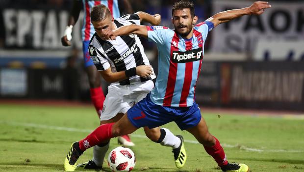 Super League: ΠΑΟΚ vs Πανιώνιος σε αριθμούς