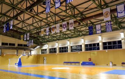 Το κλειστό γήπεδο «Σοφία Μπεφόν» θα είναι η νέα έδρα του Πανιώνιου