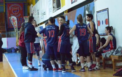 Στα ημιτελικά των play off του μπάσκετ Νεανίδων ο Ιστορικός