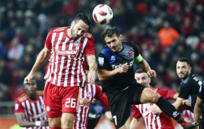 Super league: Ολυμπιακός vs Πανιώνιος 4-0