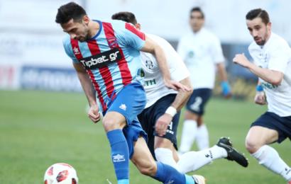Super League: Πανιώνιος vs Απόλλωνας Σμύρνης 0-1