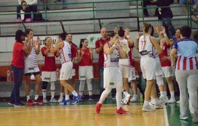 Με νίκη πέρασαν από τον Αθηναϊκό οι γυναίκες στο μπάσκετ