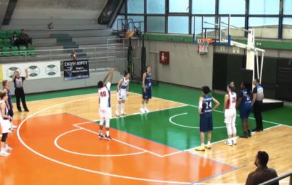 Α1 Basket Γυναικών: Πανιώνιος vs Νίκη Λευκάδας 53-63