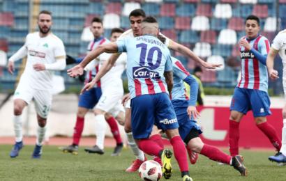 Πανιώνια Νίκη επί του Παναθηναϊκού με 2-0
