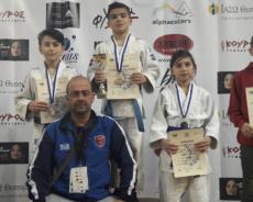 2η Θέση στο Πανελλήνιο Πρωτάθλημα Τζούντο στους παίδες «Α» ο Πανιώνιος (Pics)