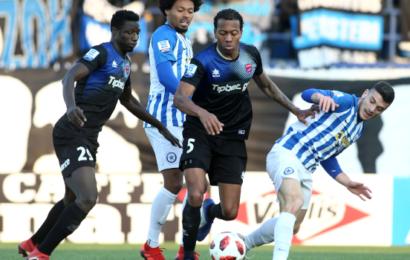 Super league Ατρόμητος vs Πανιώνιος 3-0