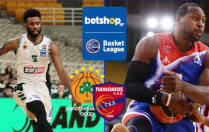 Basket League: Παναθηναϊκός – Πανιώνιος σε αριθμούς