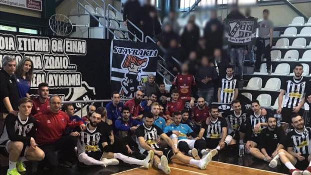 Play Off Α2 Ανδρών: ΟΦΗ – Πανιώνιος 3-0 σετ