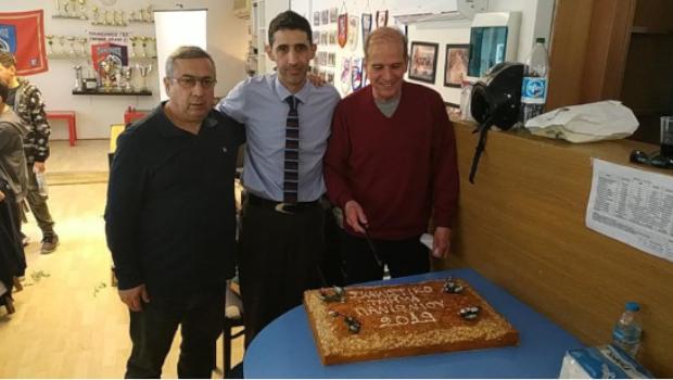 Έκοψε την πίτα του το σκακιστικό τμήμα του Πανιωνίου
