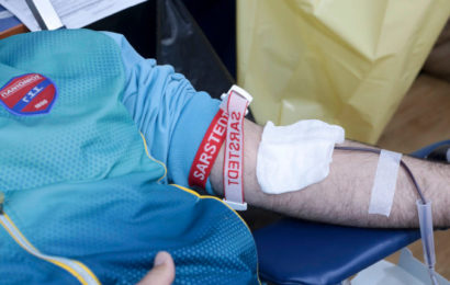 Με επιτυχία πραγματοποιήθηκε η 26η αιμοδοσία των Πανθήρων