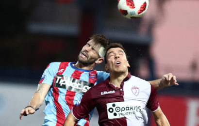 Super League: Πανιώνιος vs ΑΕΛ σε αριθμούς