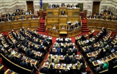 Την Δευτέρα ψηφίζεται η τροπολογία της αναδιάρθρωσης