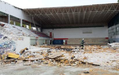 Κουτελάκης: Δεν υπάρχει καμία σύμβαση ανέγερσης του κλειστού της Αρτάκης (Vid) (Pics)