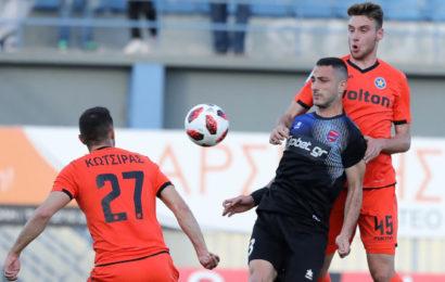 Super League: Αστέρας Τρίπολης – Πανιώνιος 3-0