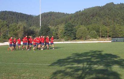 Κυριακάτικο πρωινό τρέξιμο είχε η ομάδα σήμερα στο Καρπενήσι (Pics)