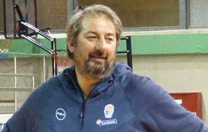 Ο Χατζηδάκης θα είναι ο προπονητής στο μπάσκετ γυναικών