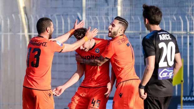 Αστέρας Τρίπολης – Πανιώνιος 1-0 φιλικός αγώνας