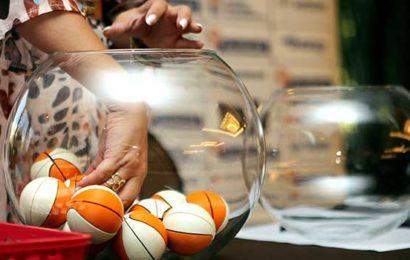 Έγινε η κλήρωση του Κυπέλλου Ελλάδος στο μπάσκετ