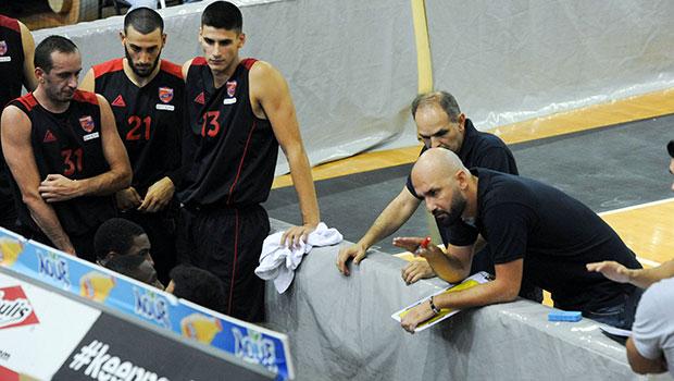 Γιάννης Λίβανος: «Άλλαξαν τα πλάνα μας μισή ώρα πριν ξεκινήσει το παιχνίδι»