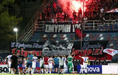 3η αγωνιστική Πανιώνιος vs ΑΕΛ