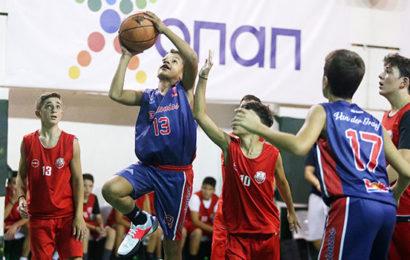 Τα Πανθηράκια κατέκτησαν το 2ο Μίνι Τουρνουά Μπάσκετ «Παύλος Γιαννακόπουλος»