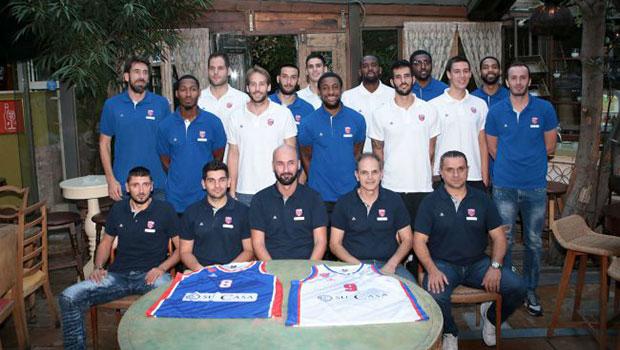 Ο Πανιώνιος Su Casa παρουσίασε τον χρυσό χορηγό και την ομάδα 2019-2020