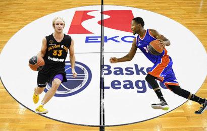 Live Basket League: Πανιώνιος Su Casa vs Ήφαιστος Λήμνου