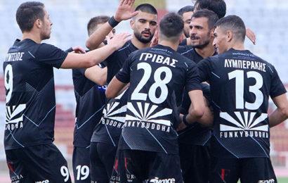 Κύπελλο Ελλάδος: Ολυμπιακός Βόλου vs Πανιώνιος 0-3