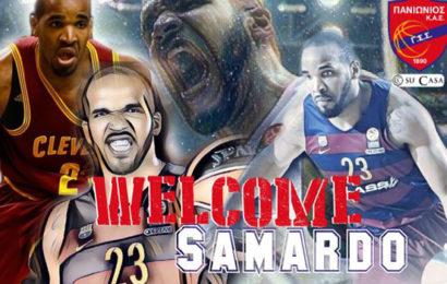 Στον Πανιώνιο Su Casa ο Samardo Samuels