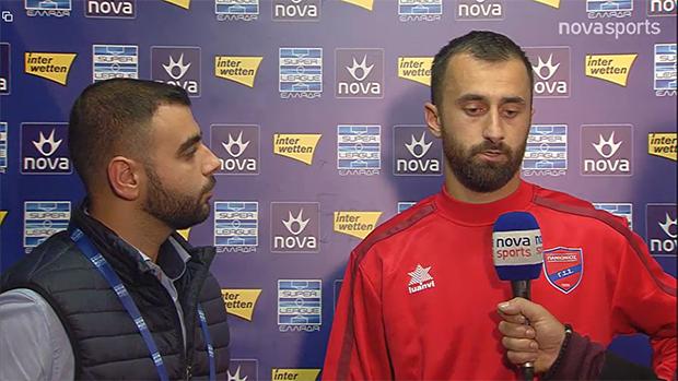 """Αραμπουλί: """"Να κερδίζει η ομάδα και ας μην βάζω εγώ γκολ"""""""