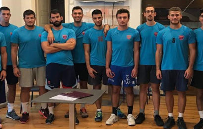 Αγανακτισμένοι οι αθλητές του Βόλεϊ του Πανιώνιου ζητούν να λυθεί το γηπεδικό ΧΤΕΣ
