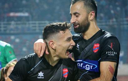 """Ο """"Μπαμπάς σας"""" ο Εμμανουηλίδης 1-1"""